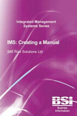 IMS: Creating a Manual: BIP2002
