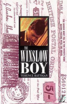 winslow boy essay When the winslow boy, with screenplay and direction by david mamet, premiered in 1999, critics scrambled to account for mamet's uncharacteristic choice of subject and setting.