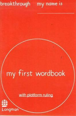 Breakthrough to Literacy: My First Word Book (with Platform Ruling)