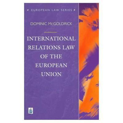 International Relations Law of the European Union