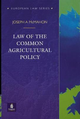 Law of the Common Agricultural Policy