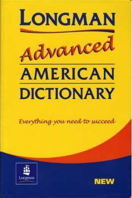 Longman Advanced American Dictionary (cloth) with CD-ROM