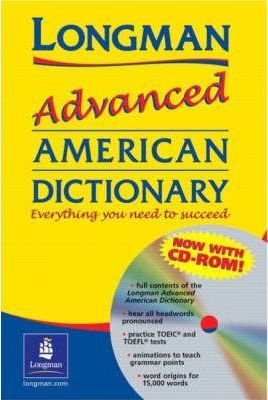 Longman Advanced American Dictionary Paperback Edition