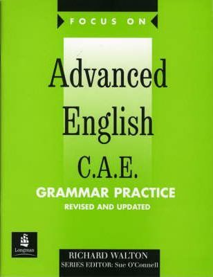 Focus on Advanced English Grammar Practice Pull Out Key New Edition