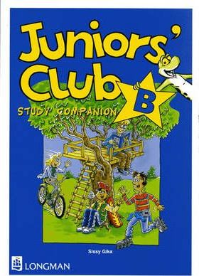 Junior's Club Companion B Greece