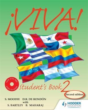 Viva Student's Book 2 with Audio CD
