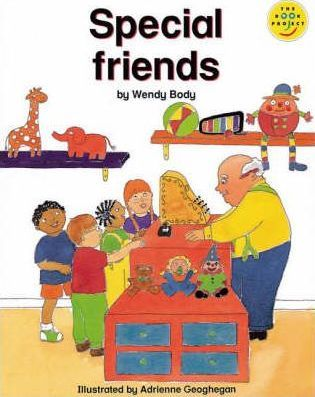 "Longman Book Project: Beginner Band: ""Special Friends"" Top-up Pack"