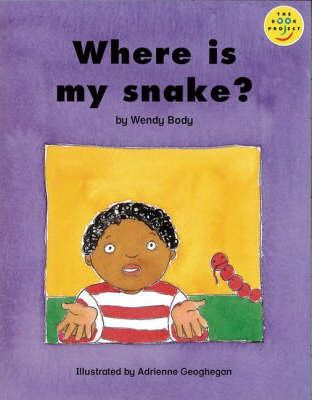Where is My Snake? Set of 6 Paper