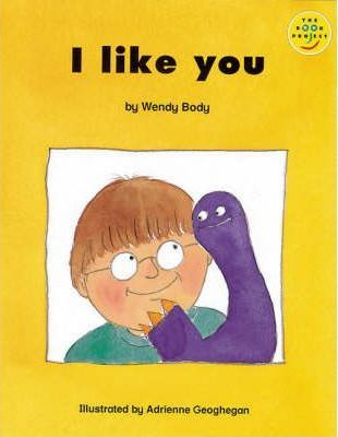 Longman Book Project: Beginner Level 2: Special Friends Cluster: I Like You: Pack of 6