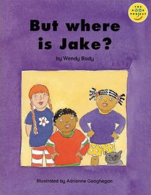 But Where is Jake? Set of 6 Paper