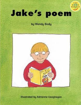 Longman Book Project: Beginner Level 3: Our Play Cluster: Jake's Poem: Pack of 6