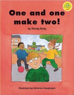 One and one make two! Set of 6