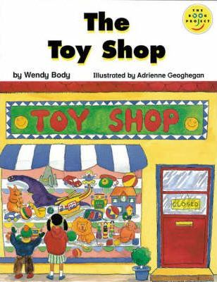 Longman Book Project: Beginner Level 1: Toy Shop Cluster: the Toy Shop: Small Version - Pack of 6