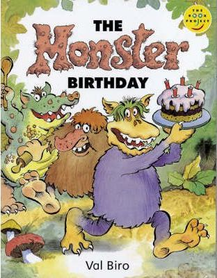 Longman Book Project: Fiction: Band 3: Cluster C: Monster Pack: the Monster Birthday: Pack of 6