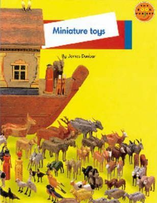 Longman Book Project: Non-Fiction: Toys Topic Pack