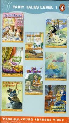 Penguin Young Readers Fairy Tales Video 1 PAL