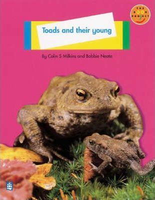 Toads and their young Non-Fiction 1