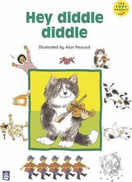 Our Favourite Rhymes Hey Diddle Diddle Paper