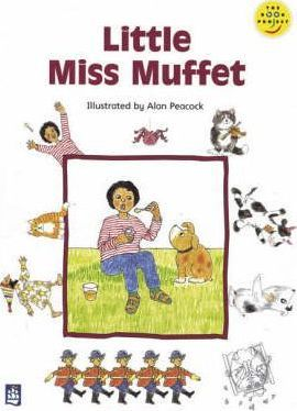 Longman Book Project: Fiction: Band 1: Our Favourite Rhymes Cluster: Little Miss Muffet: Set of 6