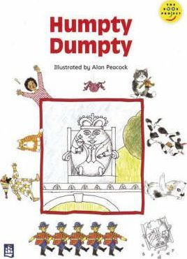 Our Favourite Rhymes Humpty Dumpty Paper