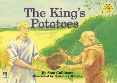 Longman Book Project: Fiction: Band 3: Cluster F: Faraway Folk Tales: the King's Potatoes: Set of 6