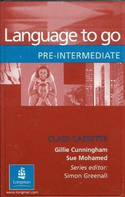 Language to Go Pre-Intermediate Class Cassette (1)