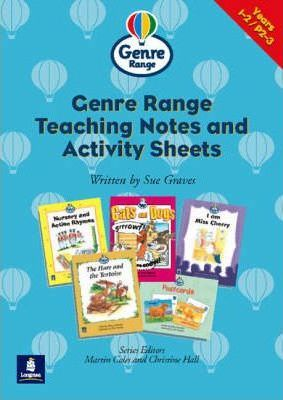 Story Street: Genre Teacher's Reference Book and Copymasters