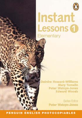 Instant Lessons Elementary