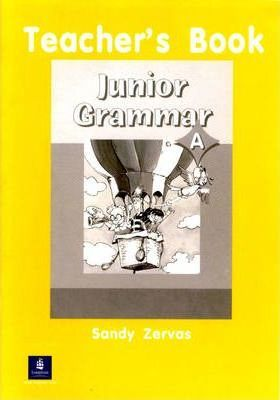 Junior Grammar A: Teachers Book