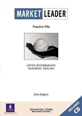 Market Leader Upper Intermediate Practice File Bk & CD Pk