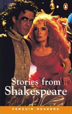 Stories from Shakespeare Book & Cassette