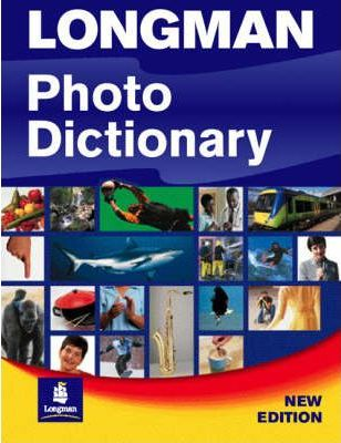 Longman Photo Dictionary British English New Edition Paper