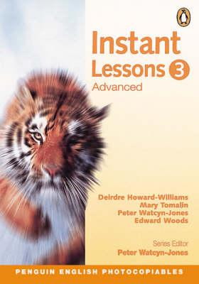 Instant Lessons:Advanced