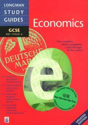 Longman GCSE Study Guide: Economics (stickered)