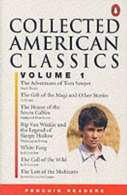 Penguin Readers Level 1&2: Collected American Classics: Vol 1