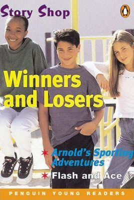 Story Shop Winners & Losers Book & Cassette Pack