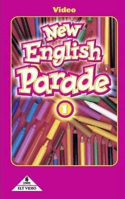 New English Parade: Level 1 Video PAL Vhs