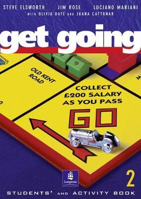 Get Going: Students Book/Activity Book Combined 2