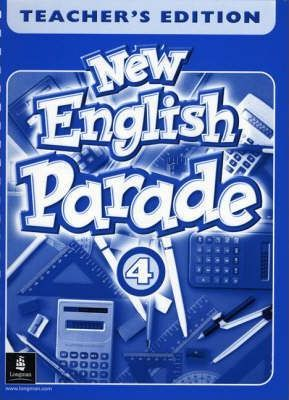 New English Parade Teachers Book 4