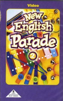 New English Parade: Level 2 Video PAL Vhs