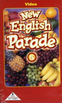 New English Parade: Level 5 Video PAL Vhs