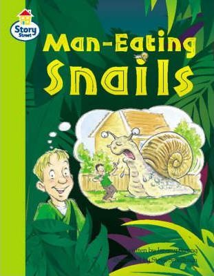 Story Street Competent Step 8: Man-eating Snails (Pack of Six)