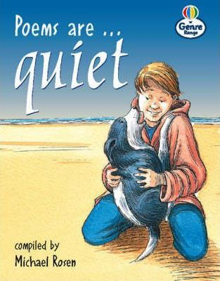 Genre Range: Competent Readers: Poems are Quiet Genre Competent Poetry (Pack of Six)