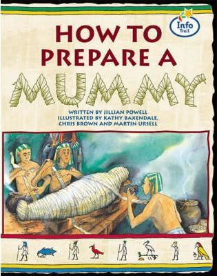 How to prepare a Mummy Info trail Fluent