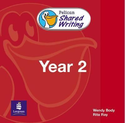 Pelican Shared Writing Year 2 CD Rom CD
