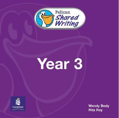 Pelican Shared Writing Year 3 CD Rom CD