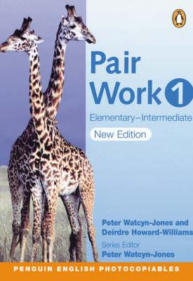 Penguin English Photocopiable Pair Work 1 New Edition