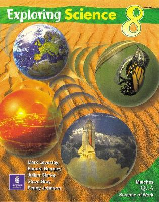 Exploring Science QCA Pupils Book Year 8 Second Edition Paper