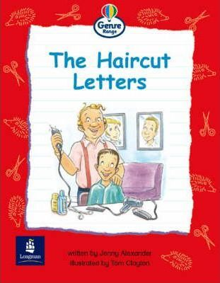 Genre Range: Emergent Readers: The Haircut Letters Large Format Book