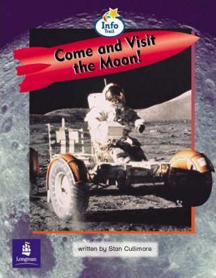 Come and visit the moon Big Book Info Trail Emergent Year 2 Big Book